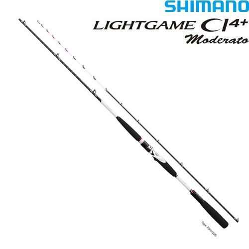 シマノ ライトゲームCI4+ モデラート73 HH225 (船竿)(大型商品A)
