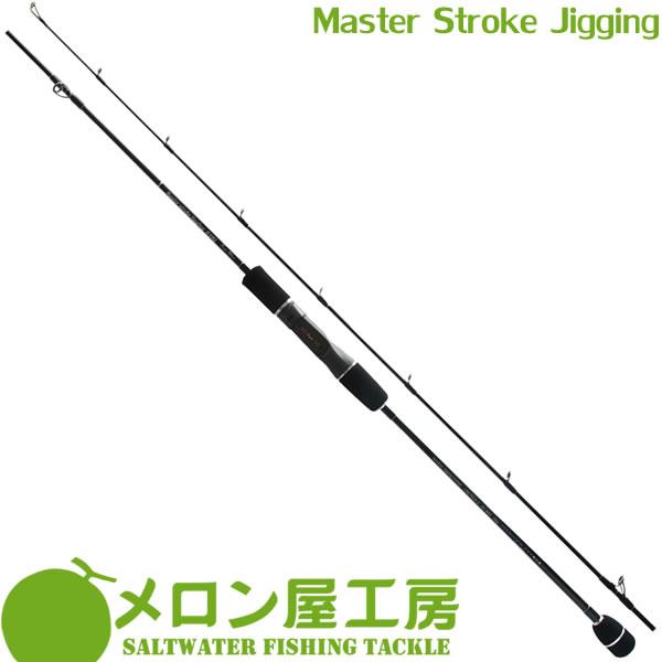 メロン屋工房 トゥルーブルー ストロークジギング MSJ63L(ジギングロッド)(大型商品A)