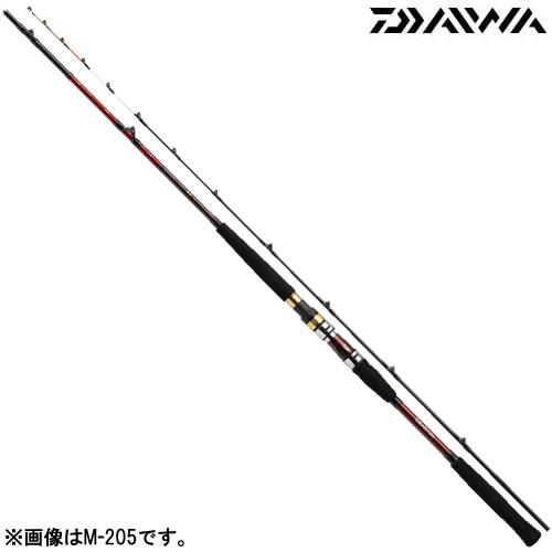 ダイワ 17 極鋭ギア M-205AGS (船竿)
