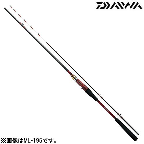 ダイワ アナリスタータチウオ M-180 (タチウオ竿)