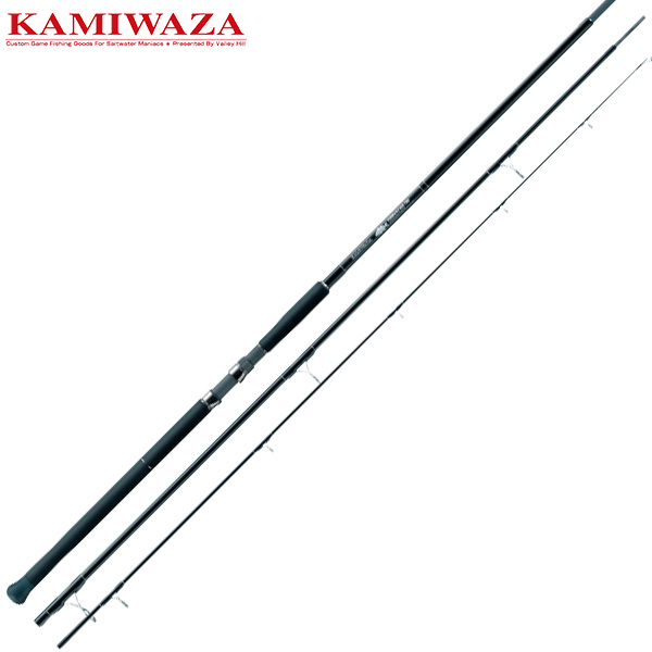 カミワザ トビワタリ 138 (ヒラスズキロッド) (大型商品A)
