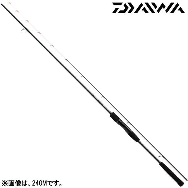 ダイワ テンヤゲームX M-240 (一つテンヤロッド)