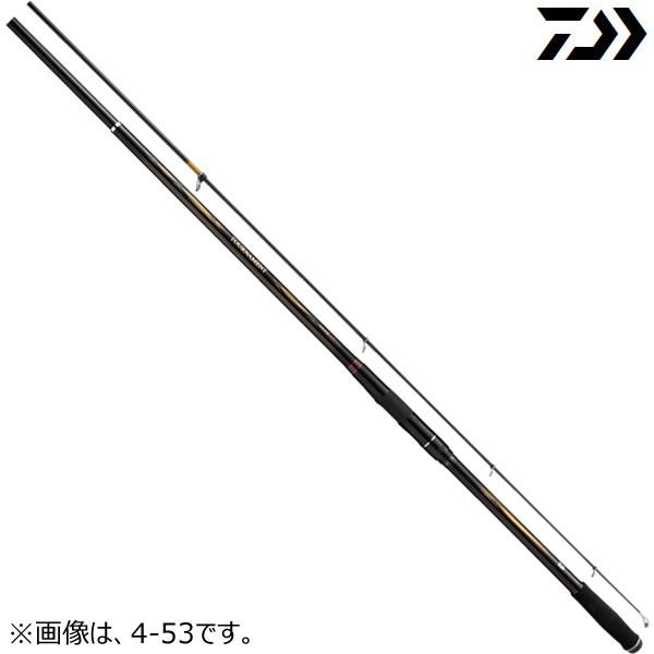 ダイワ 17 トーナメント磯 5-53遠投・E (磯竿)