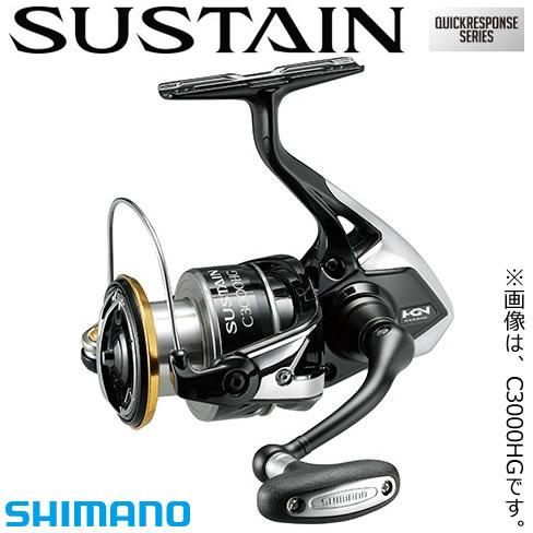 シマノ 17 サステイン 4000XG (スピニングリール)