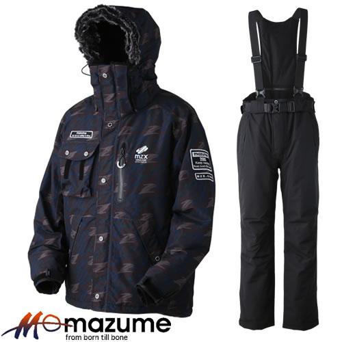 オレンジブルー MZX コア オールウェイザースーツ POP 3 MZXFW-044 マズメカモ (防寒着)