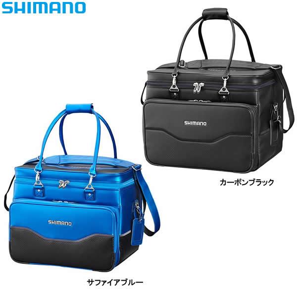シマノ へらバッグXT BA-012Q 50L (フィッシングバッグ タックルバッグ)