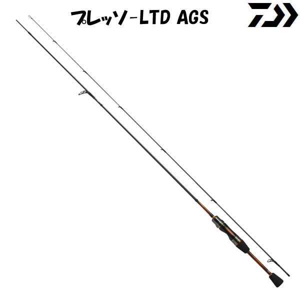 ダイワ プレッソLTD AGS 62XUL・J (トラウトロッド)