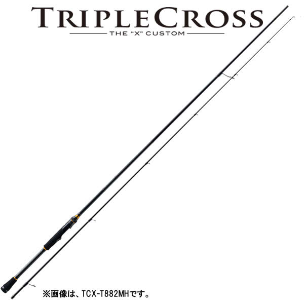 メジャークラフト 17 トリプルクロス TCX-T762L (メバルロッド)