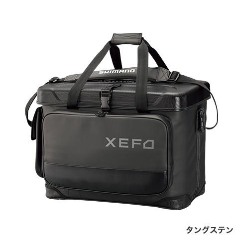 シマノ XEFO ロックトラバースバッグ BA-224Q 36L (フィッシングバッグ タックルバッグ)