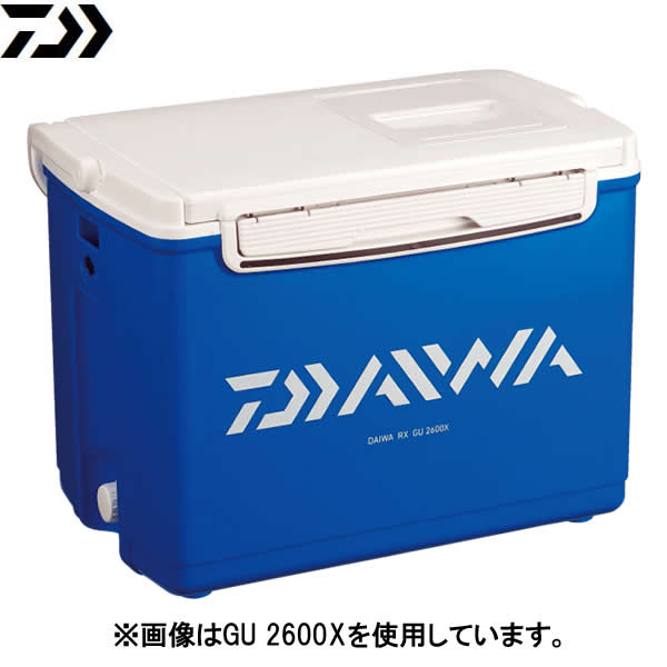 ダイワ ダイワRX GU3200X・ブルー (クーラーボックス)