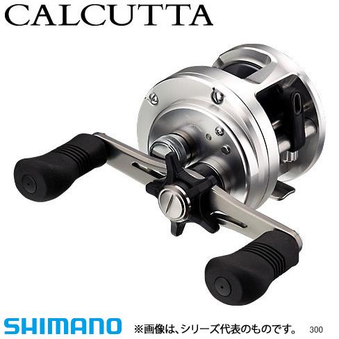 シマノ 13カルカッタ 400 (右ハンドル ベイトリール)