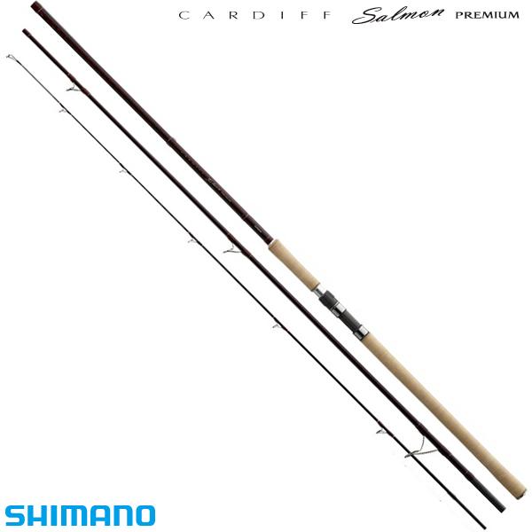 シマノ カーディフサーモンプレミアム 130H (トラウトロッド)(大型商品A)
