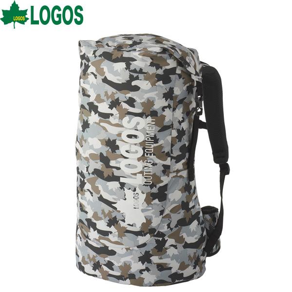 ロゴス CADVEL-Designダッフルリュック40(カモフラ) 88250166 (大型リュック)