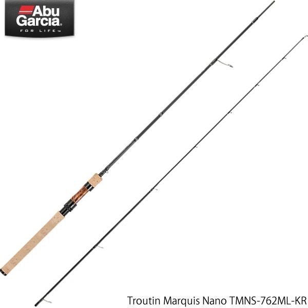 アブガルシア トラウティンマーキス ナノ TMNS-762ML-KR (トラウトロッド)