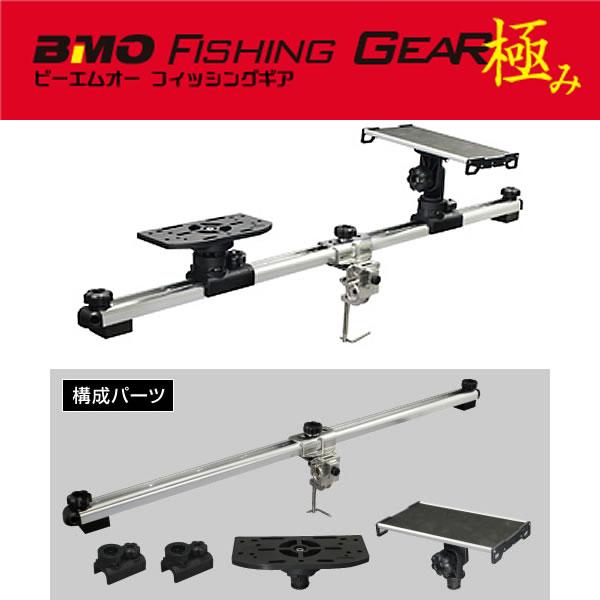BMO JAPAN ワカサギ推奨パッケージ BM-W-SET (ボート備品 ワカサギレールシステム)