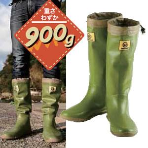 ジャングルジム タタムブーツ J706 アーミーグリーン M~4L (レインブーツ レインシューズ 長靴)