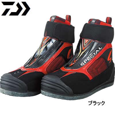 ダイワ F1スペシャルシューズ F1SP-1080 (先丸) ブラック (鮎タビ)