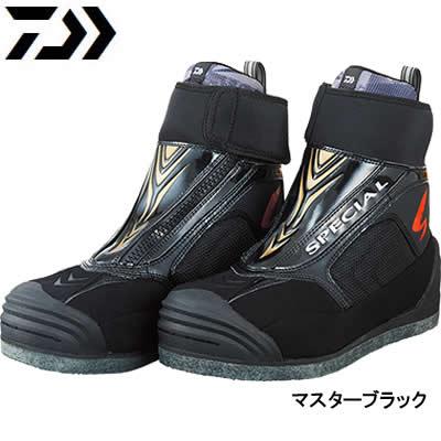 ダイワ F1スペシャルシューズ F1SP-1080 (先丸) マスターブラック (鮎タビ)