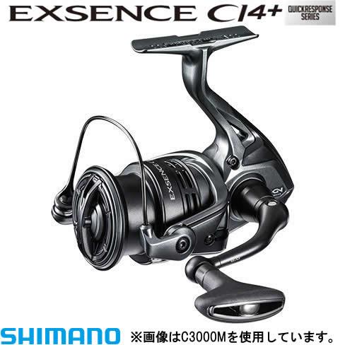 シマノ 18 エクスセンスCI4+ C3000MHG (スピニングリール)