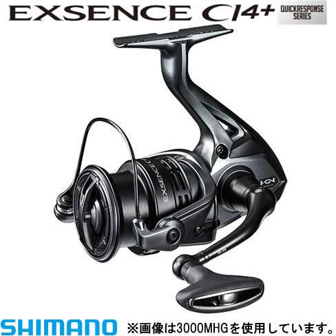 シマノ 18 エクスセンスCI4+ 4000MXG (スピニングリール)