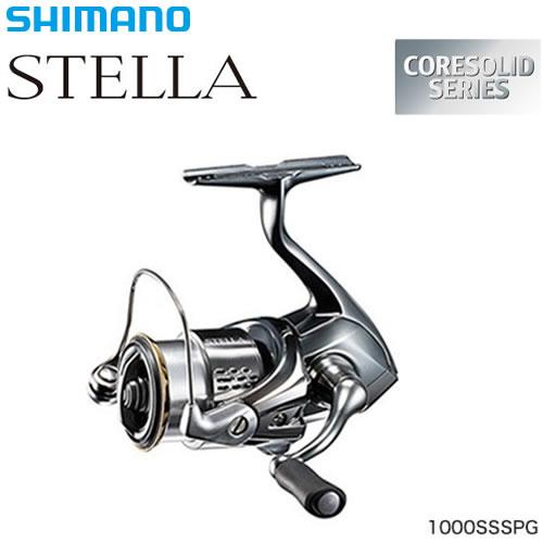 シマノ 18 ステラ 1000SSSPG (スピニングリール)