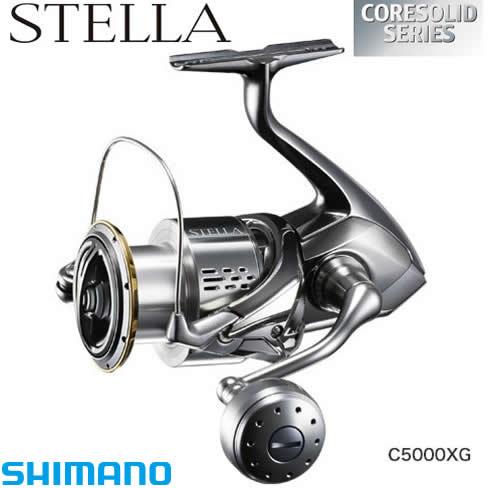 シマノ 18 ステラ C5000XG (スピニングリール)
