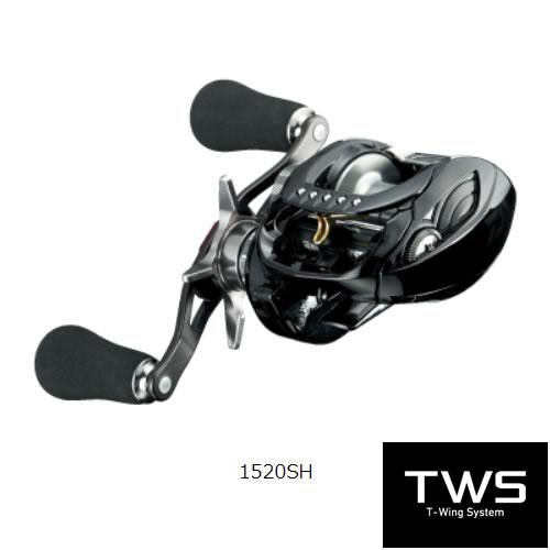 ダイワ 18 ジリオン TW HD 1520SH (ベイトリール)