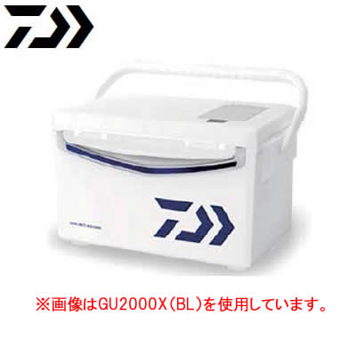 ダイワ クールラインアルファ2 GU2500X ブルー (クーラーボックス)