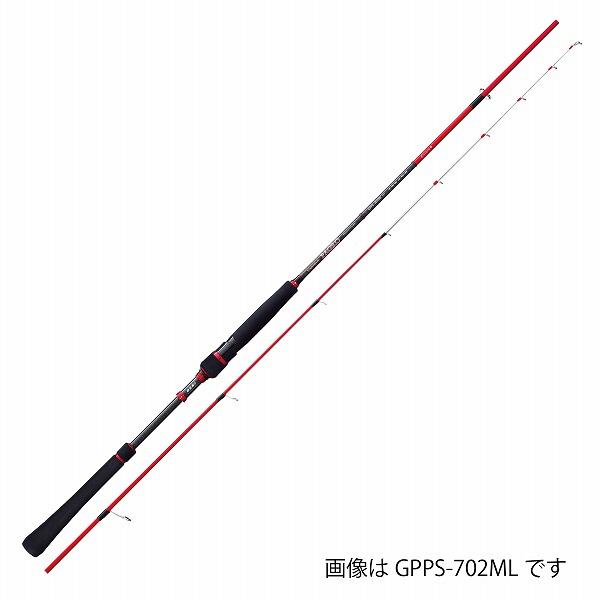 オリムピック グラファイトリーダー 17 PAGRO PRTOTYPE(パグロ プロトタイプ) GPPS-702ML (タイラバロッド 鯛ラバロッド)