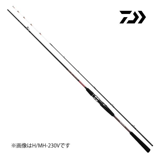 ダイワ 紅牙 テンヤゲーム MX MH-230 遊動 (一つテンヤ ロッド)