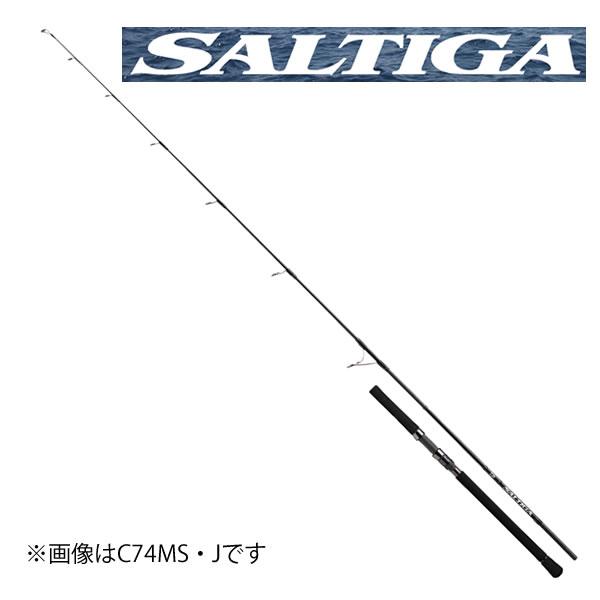 ダイワ ソルティガ C80MS・J (ジギングロッド)(大型商品A)