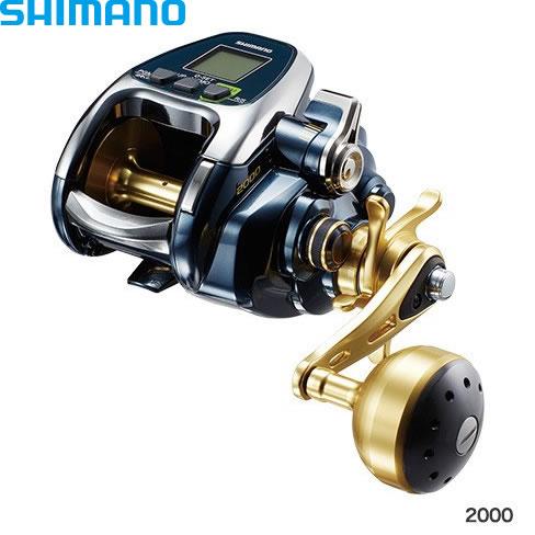 シマノ 18 ビーストマスター 2000 (電動リール)