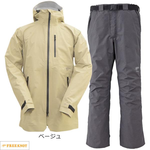 ハヤブサ NITENGO(ニーテンゴ) アーバンレインスーツ Y6215 20.ベージュ S~3L (レインウェア レインスーツ)