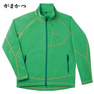 がまかつ ファインフリースジャケット GM-3501 グリーン (フリースジャケット)