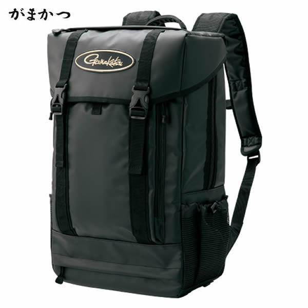 がまかつ 底物用デイバッグ S GB-352 ブラック 26L (タックルバッグ)