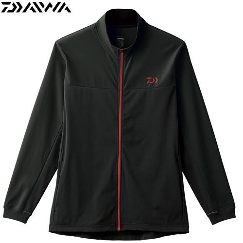 ダイワ バグブロッカー+UV 防蚊フルジップシャツ DE-51008 ブラック S~3XL (シャツ・Tシャツ)
