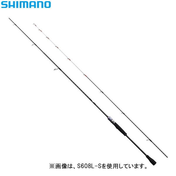 シマノ サーベルマスターSS スティック S610M-S (船竿)