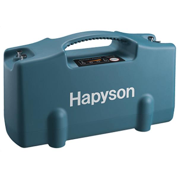 ハピソン リチウムイオンバッテリーパック YQ-100 (電動リール用バッテリー)