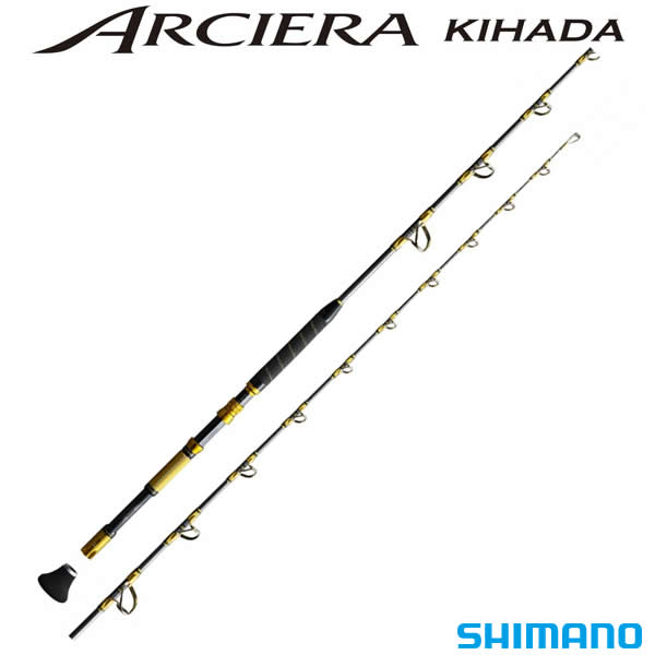 シマノ 18アルシエラキハダ 190 (船竿)(大型商品A)