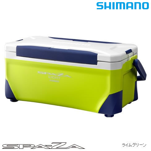 シマノ スペーザ ライト 350 LC-035M ライムグリーン ( クーラーボックス)