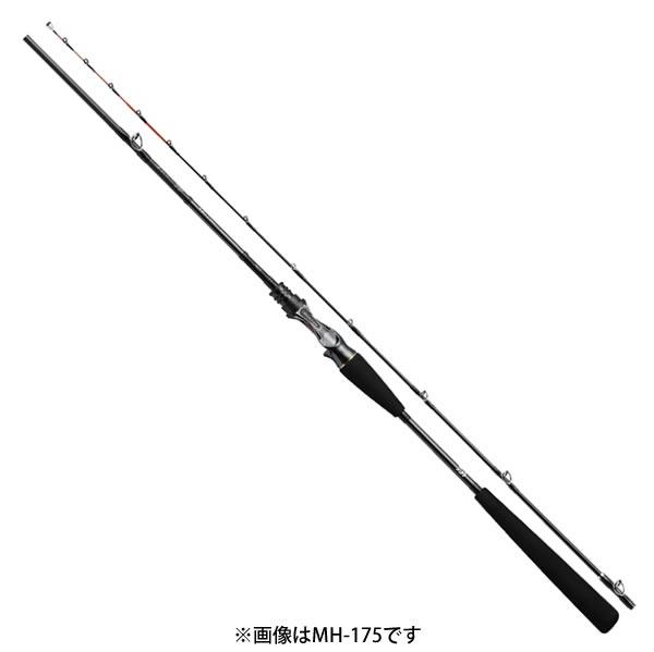ダイワ 18 メタリア タチウオゲーム H-175 (船竿)