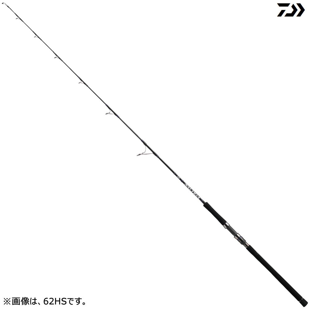 ダイワ ソルティガ エビング 74HS ロングモデル (エビング ロッド)(大型商品A)