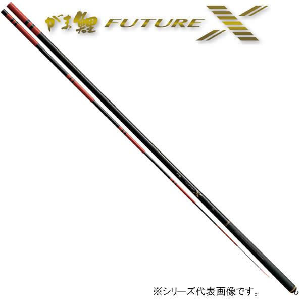 がまかつ がま鯉 フューチャーX 4.5 (鯉竿 のべ竿)