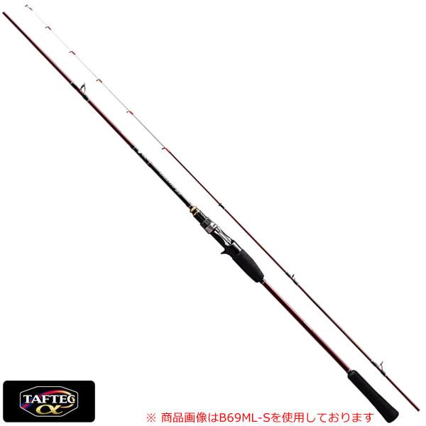 シマノ 炎月BB B69ML-S/2 (鯛ラバ タイラバロッド)