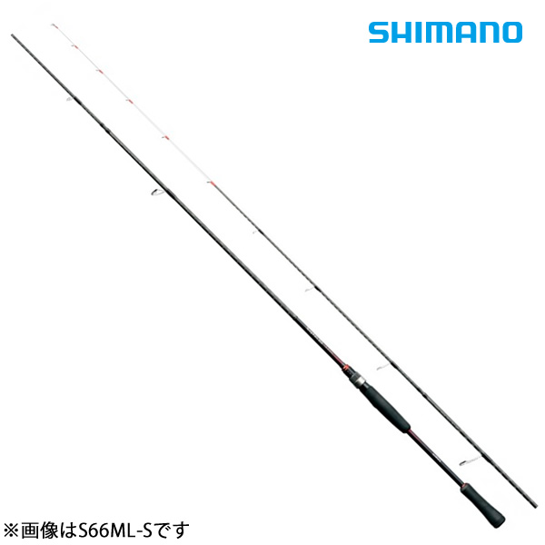 シマノ セフィアBBティップエギング S70M-S (ティップランエギングロッド)