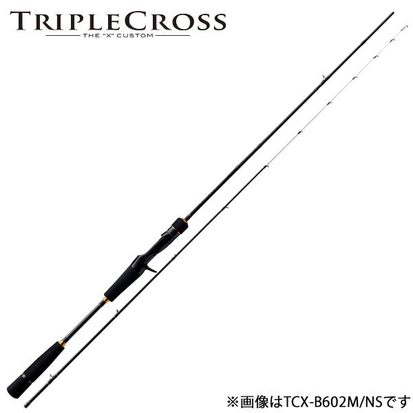 メジャークラフト 18 トリプルクロス TCX-B602M/NS (イカメタルロッド ベイトモデル)