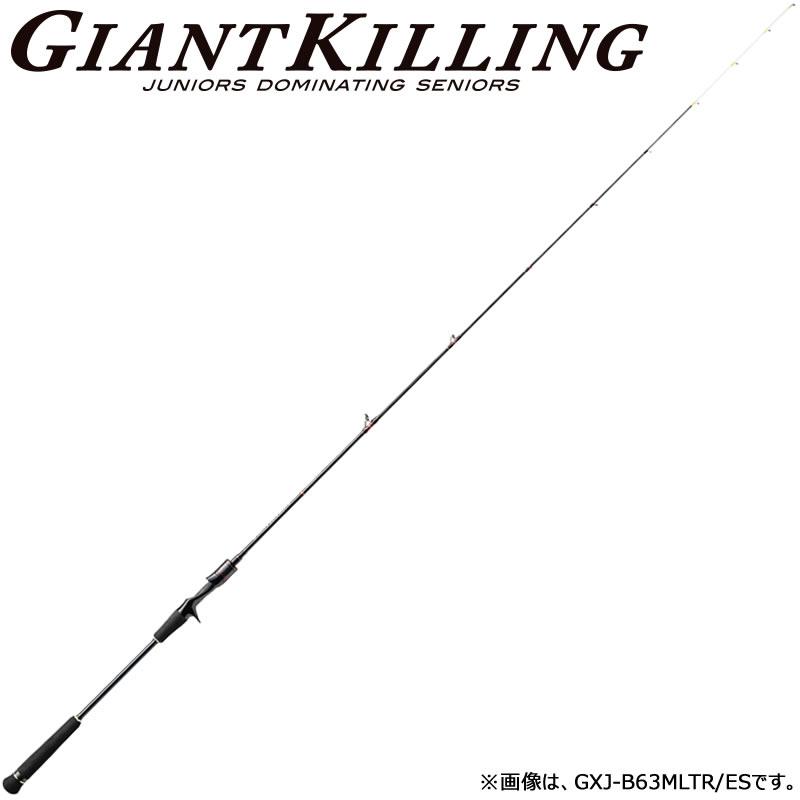 メジャークラフト 18 ジャイアントキリング GXJ-B66MHTR/ET (電動タイラバロッド チューブラーモデル)(大型商品B)