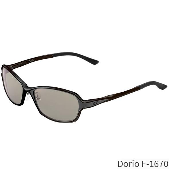 ZEAL (ジール) Dorio F-1670 ブラック / グレイ (サングラス 偏光グラス)