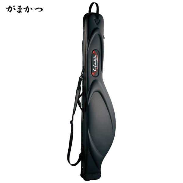 がまかつ 成型ロッドケース カーボンブラック GC-261 (ロッドケース)(大型商品A)