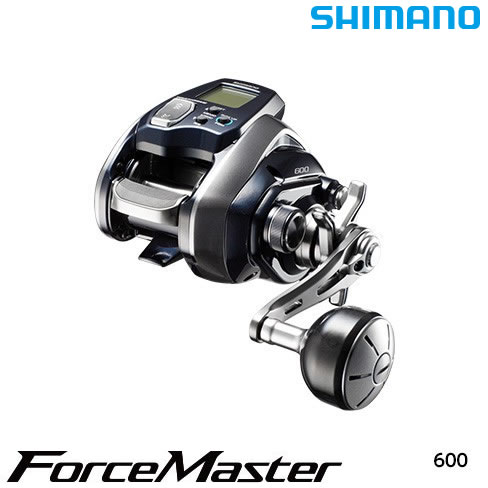 SHIMANO 18 force master 600 (electric reel)